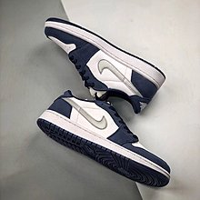 Nike SB x Air Jordan 1 Low Eric Koston 海軍藍 經典 慢跑鞋 CJ7891-400 男鞋