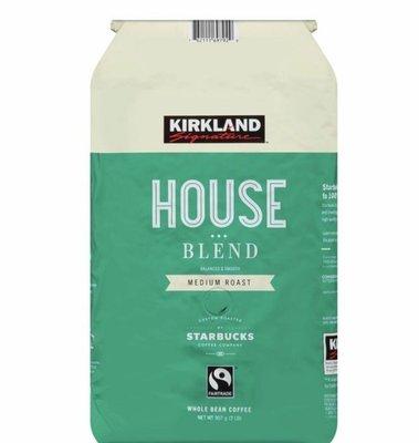 (漾霓)-代購~6包優惠~Kirkland Signature 科克蘭 精選咖啡豆 每包907公克-69790(代購商品