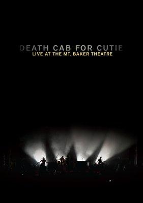 ##90 全新進口 DVD DEATH CAB FOR CUTIE / Live 2009半價