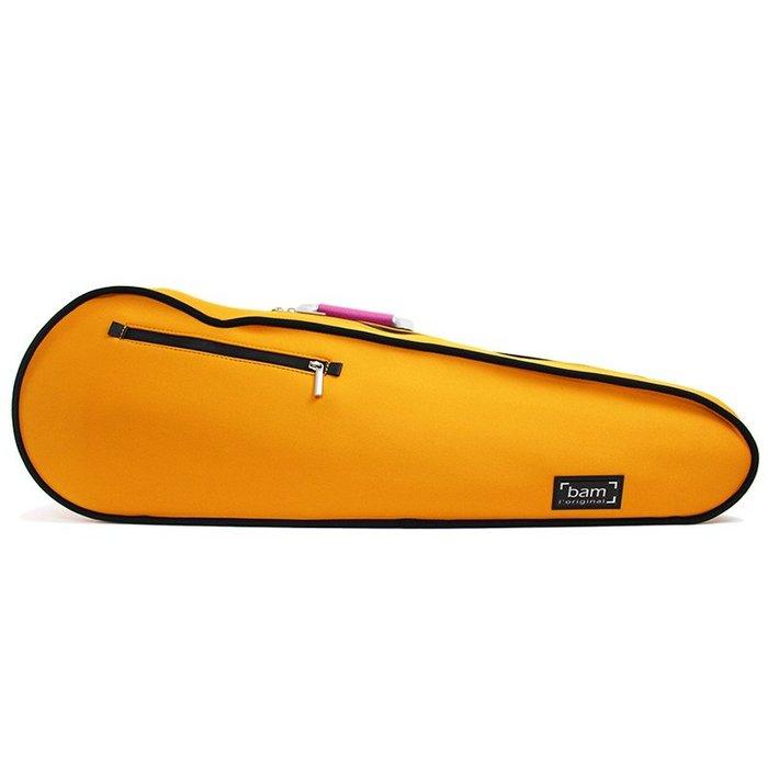 【三益琴行】法國BAM-XUB2002XLO-黃色外套