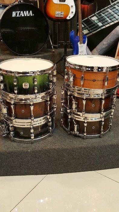 『名人樂器鼓專賣』TAMA PBQ146-MOB 日本製造頂級小鼓Limited Edition限量