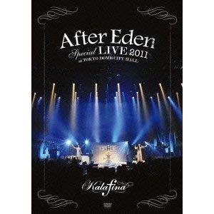 "Kalafina--""After Eden"" Special LIVE 2011 AT TOKYO DOME CITY HALL (日版DVD) 全新未拆"