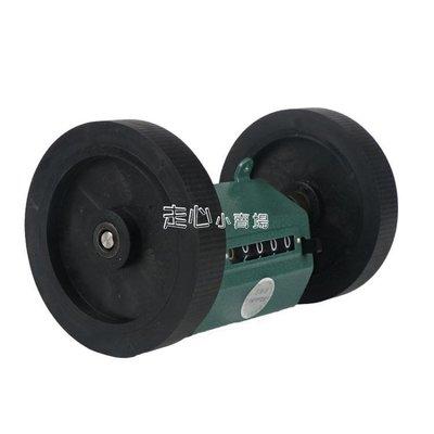 Z96F計米器 滾輪式 高精度 機械式5位滾動式長度米數計數器記米器#天官賜福