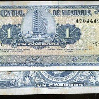 Nicaragua p 115 aUNC 1 COR. P115, 1968
