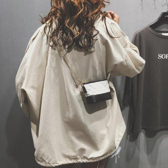迷你流浪包新款潮韓版百搭少女小挎包ins超火鏈條單肩斜挎包