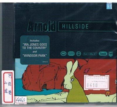 [鑫隆音樂]西洋CD-阿諾德 ARNOLO : 山坡 HILLSIDE/原裝進口盤 /全新/免競標
