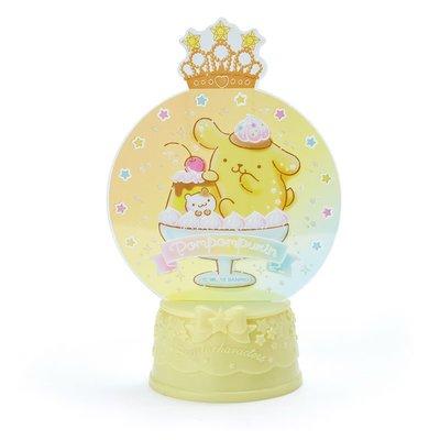 全新 日本直購 Tokyo Sanrio Pom Pom Purin 布丁狗 發光小燈牌 約10CM 正品(可旺角門市取貨)預購貨品請先入數