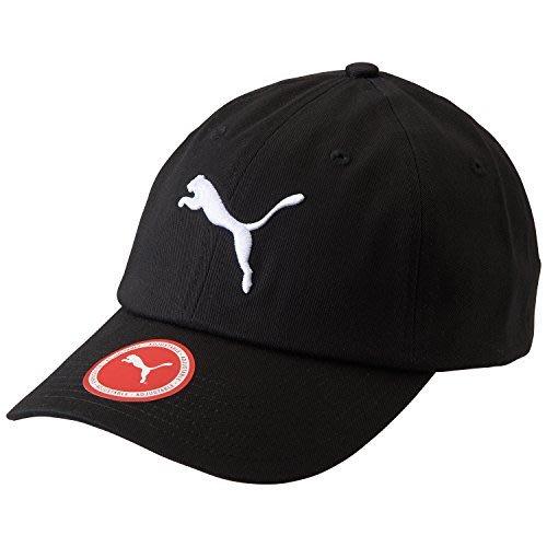 POMELO柚  PUMA 流行系列 帽子 黑色 老帽 052919-01