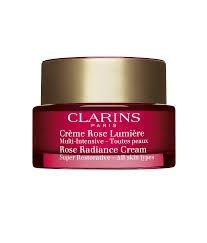 CLARINS 極緻活齡玫瑰亮采霜 SUPER RESTORATIVE ROSE RADIANCE 克蘭詩 預購