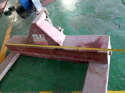 二手 訂製   棧板 油壓拖板車 地牛 搬運車 兩齒 升降台車 機台搬運 搬運機台