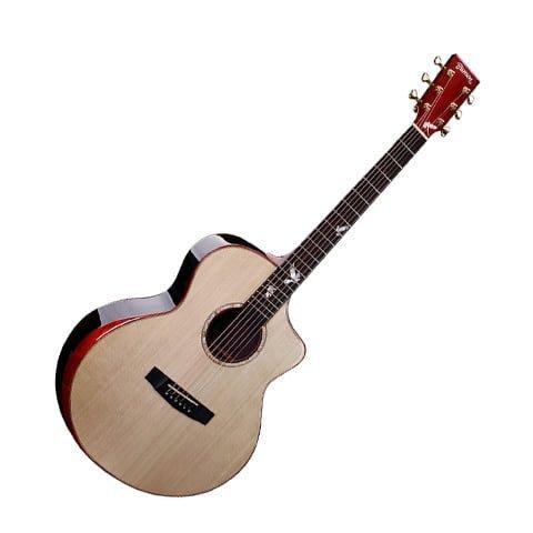 【名人樂器】楚門 Trumon J1880F Guitar 全單 雲杉 背板玫瑰木 民謠吉他