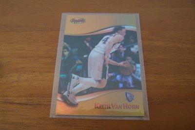 美國NBA職籃明星-KEITH VAN HORN-限量編號:189/400-榮獲ESPN評出的大學籃球年度最佳男運動員獎
