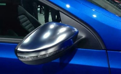 Golf 6 7後視鏡殼R-line 銀耳 Tiguan Touran Passat B7 GTI 鍍落GRD Yati