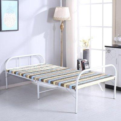 折疊床單人板式床收縮床木板床午休床成人家用單人床隱形床簡易床