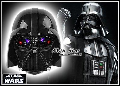[免運費] STAR WARS 天行者的崛起 LED 冷光面具 黑武士 玩具 星際大戰 團購玩具 大量批發 表演電影道具