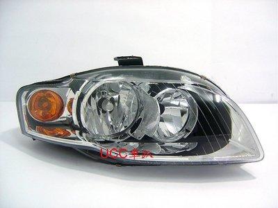 【UCC車趴】AUDI 奧迪 A4 05 06 07 AVANT B7 原廠型 晶鑽大燈 (TYC製) 一組6000