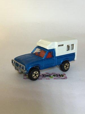 1979TOMICA 多美小汽車 ~TOYOTA HILUX 4WD 露營車