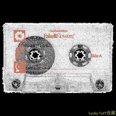 Lucky 1of1收藏BEABADOOBEE Fake It Flowers 限量 磁帶 10.16發行