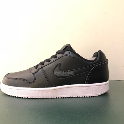 [歐鉉]NIKE WMNS EBERNON LOW 黑白 休閒鞋 女鞋 AQ1779-001 桃園市