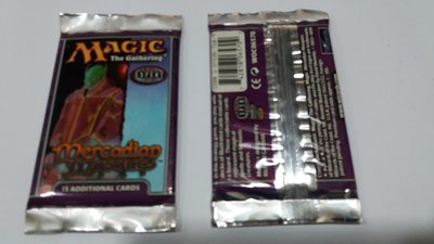 MTG Mercadian Masques Booster Packs X2/全新 瑪凱迪亞 補充包2包