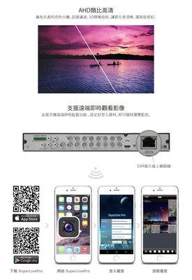 【皓翔】全視線  DVR-6321  16路 H.264  1080P HDMI 台灣製造 混合式 監視監控錄影主機
