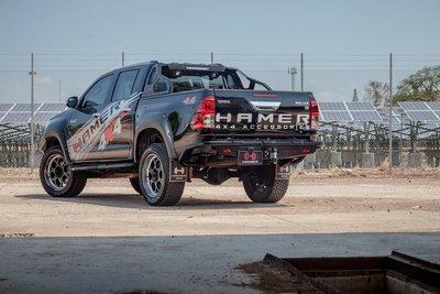Ford 福特 Ranger 浪久 遊俠 4X4 Pick Up 皮卡 Hamer 勇士款 防滾架 16+ HR1902