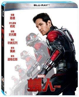 合友唱片 面交 自取 MARVEL 蟻人 藍光單碟版 Ant Man BD 限時特價~07/31