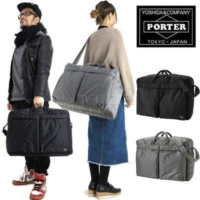 巴斯 日標PORTER屋-二色預購 PORTER TANKER 波士頓包 622-68329