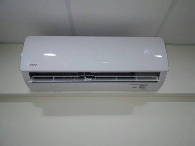 套房出租 房東最愛 HERAN 禾聯 HI-32B1 HO-325A 1對1分離式冷氣 舊機回收 3.2KW 6坪