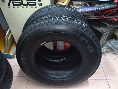 185R14C 19年29週製造 飛達 ER01 185R14 落地胎 貨車胎 廂型車 輪 胎 一輪1100元