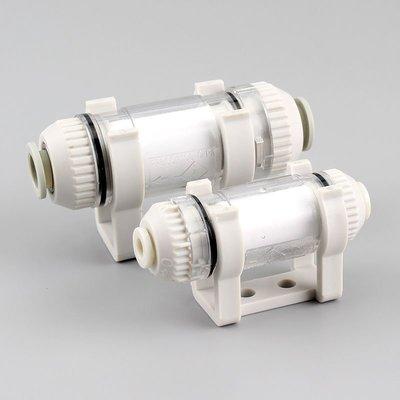 優宜家小鋪☛熱賣中#真空過濾器 ZFC100-04B 100-06B 200-06B 200-08B管道型 可換濾芯