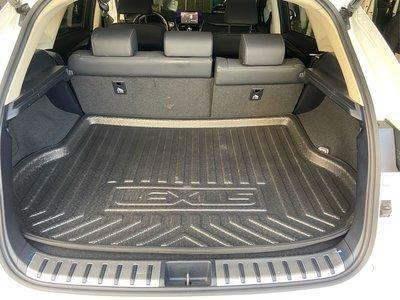 LEXUS NX300 NX200行李箱托盤 後廂墊 防水盤