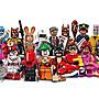【荳荳小舖】LEGO樂高 樂高人物系列71017樂高人偶包 樂高蝙蝠俠電影#12 橡皮擦人 鉛筆 含運200下標即售