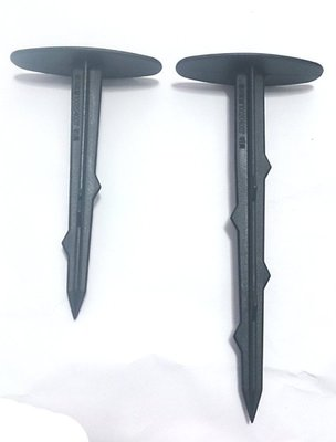 [小冬瓜五金行] 16cm*100支/件 固定釘-雜草蓆 銀黑布 黑銀布 草莓布 雜草抑制蓆 T-01-0010