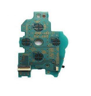 PSP1007 電源開關板  按鍵電路板  PSP 電路板   原裝二手