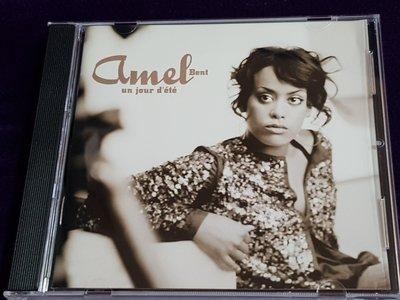 R西洋女(二手CD)AMEL BENT ~UN JOUR DETE