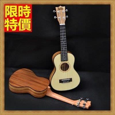 烏克麗麗 ukulele-23吋雲杉相思木斑馬木單板夏威夷吉他四弦琴樂器2款69x34[獨家進口][米蘭精品]
