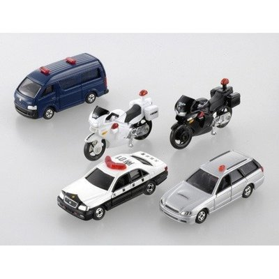 日本正版 多美 TOMICA 緊急救難車組 日本空運 盒裝 禮物 紀念 ~小太陽日本精品