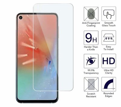 Samsung Galaxy A60 透明鋼化防爆玻璃 保護貼 9H Hardness HD Clear Tempered Glass Screen Film
