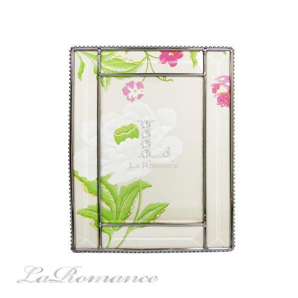 【芮洛蔓 La Romance】Mindy Brownes 春妍系列銀珠相框(大) / 相片 / 鏡子 / 紀念日 / 送禮