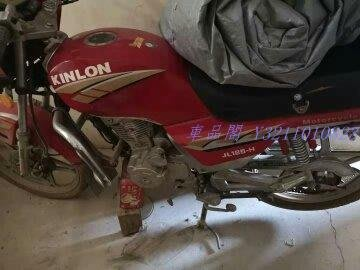 【車品閣】 勁隆摩托車配件 JL125-H油箱燃油箱 汽油箱 -699