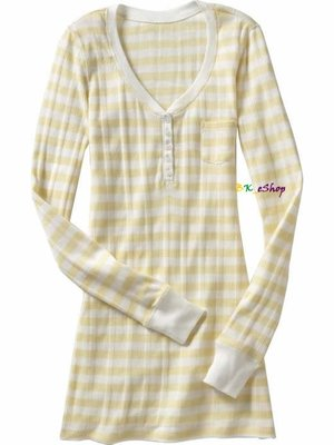 【美衣大鋪】☆ OLD NAVY 正品☆ Pointelle Nightshirt 睡衣