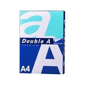Double A 80磅多功能影印紙A4一包500張