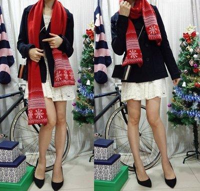 MISHIANA 英國品牌 JACK WILLS 羊毛材質圍巾( 特價出售 )