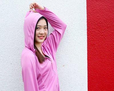 防曬外套  UVOFF超強抗UV防曬立領連帽外套  夏天必備  台灣製