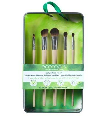 🐼現貨 EcoTools 眼妝刷具組 眼影刷 暈染刷 Daily Defined Eye Brush Set