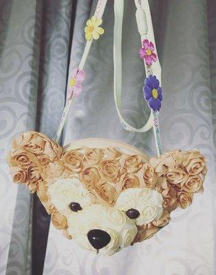 東京迪士尼 Disney 達菲 Duffy 春夏限定 限量 小包包 / 零錢包