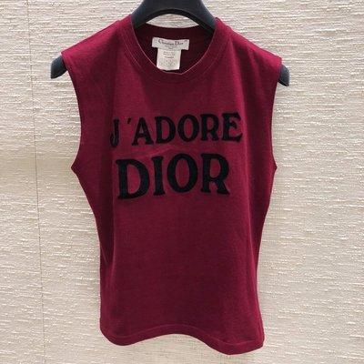 《巴黎拜金女》Dior vintage T恤
