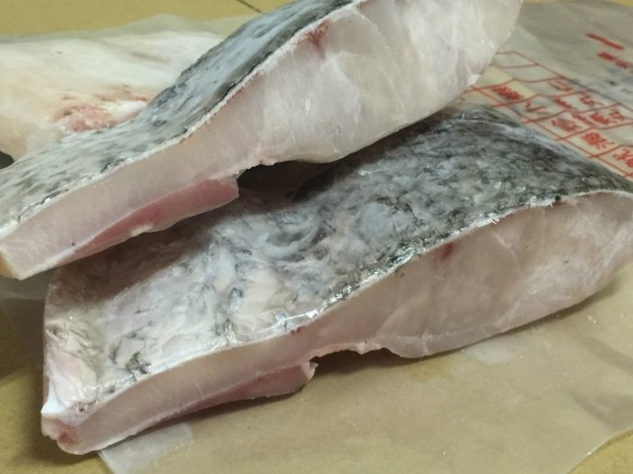 特價-野生海鱸魚肉每斤只要330元☆鴻德水產☆滿額免運