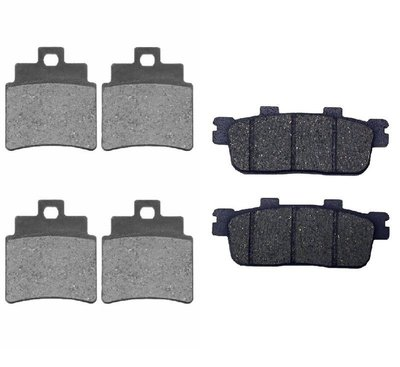 Volar Brake Pads-VBP1002*2&1003*1 SYM GTS300i 14-15一車份